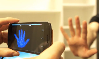 Gesture control anything in your home using your current smartphone or webcam