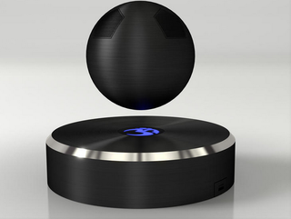 Levitating Bluetooth speaker Om/One available for pre-order