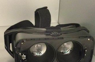 Here's Samsung VR headset in a leaked photo, could debut next month