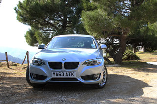 bmw 220d review image 3