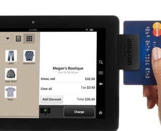 Amazon launches Square-like Local Register card reader for all platforms
