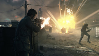 Quantum Break hands-on preview: Xbox One exclusive explored
