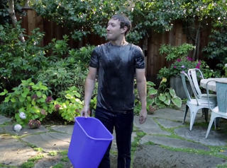 Watch these tech execs dump buckets of ice water over their heads for ALS awareness (Update)