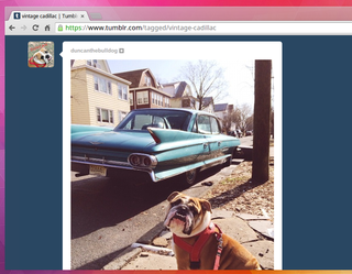 Tumblr wants to scan your posted photos to see which brands you like most
