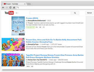 Kid-optimised version of YouTube could be in the works