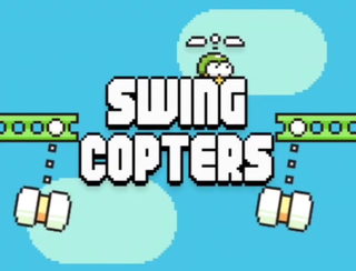 Flappy Bird creator to debut new Swing Copters game this week