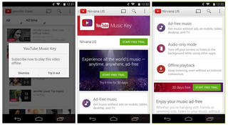 youtube music key leak reveals google has another subscription service coming soon image 2