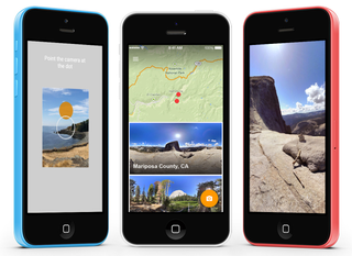 google s photo sphere camera feature now available as new iphone app image 2