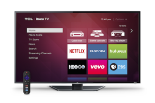 roku tv sets from hisense and tcl now up for preorder sizes range from 40 inch to 55 inch image 2