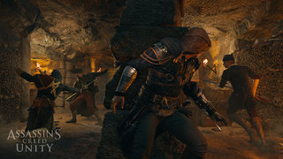 assassin s creed unity co op preview hands on with two player thievery image 2