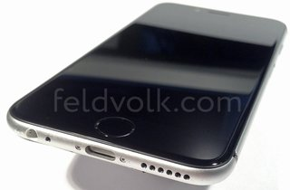 Apple iPhone 6 and iPhone Air leak in clearest photos yet