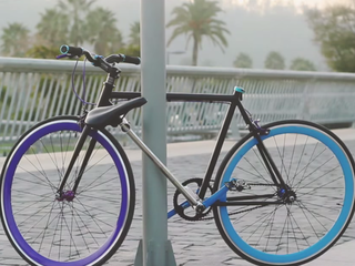 You can't steal Yerka Project, a bike that doubles as its own lock