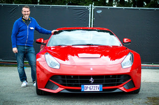 what makes f1 drivers tick marc gené takes us for a scare ride in a ferrari f12 berlinetta update  image 10