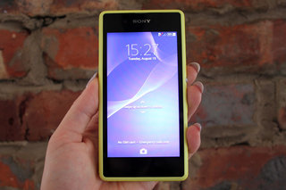 Hands-on: Sony Xperia E3 review