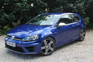 volkswagen golf r first drive the best fast golf ever image 2