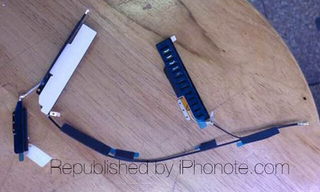 Apple's iPad Air 2 parts leak out: Are these the first photos?