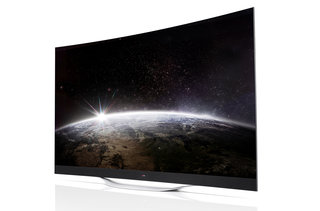 Curved 4K Ultra-HD OLED TVs from LG available for pre-order, will you pay £6k or more for a telly?