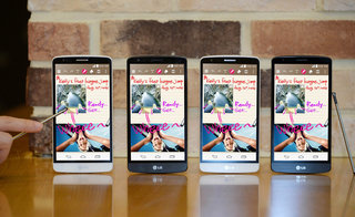LG G3 Stylus official and to be shown at IFA, the Samsung Galaxy Note 4 need not worry