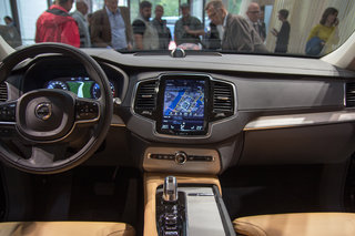 volvo xc90 hands on the safest volvo ever is packed full of tech treats image 12