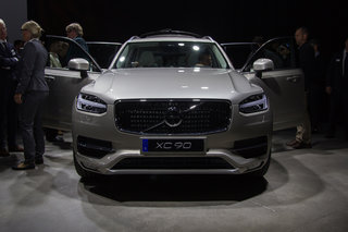 volvo xc90 hands on the safest volvo ever is packed full of tech treats image 15