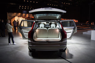 volvo xc90 hands on the safest volvo ever is packed full of tech treats image 16