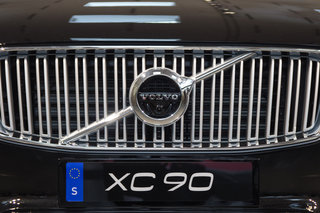 volvo xc90 hands on the safest volvo ever is packed full of tech treats image 25