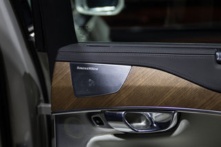 bowers wilkins reveals all the details of the volvo xc90 sound system image 3