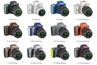ricoh s pentax k s1 slr to launch in september and you can get it in fabric colour options image 3