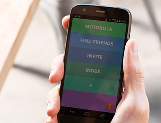 Want to win a Moto 360 smartwatch? Download this app and maybe you will