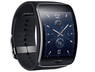samsung gear s smartwatch surprisingly unveiled before ifa curved display and 3g connectivity image 2