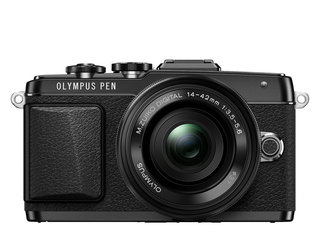 olympus pen e pl7 csc offers iphone connectivity and reversable screen for the ultimate selfie image 2