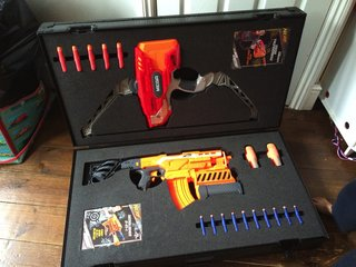 We need bigger guns: Nerf Mega Thunderbow and the Nerf Demolisher 2-in-1 review