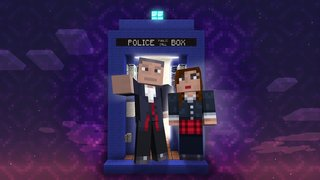 Doctor Who Minecraft official, now all we need is Kim Kardashian Loom Bands and we'll win the 'net