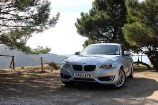 BMW 220d review