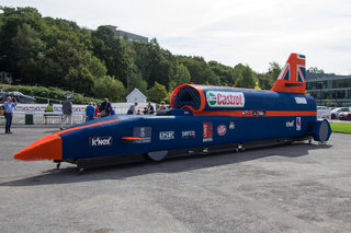 k nex bloodhound claims guinness world record real bloodhound ssc eyes 1000mph target for 2016 image 2