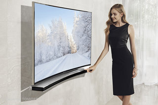samsung comes up with the ideal soundbar for a curved tv image 2