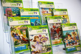 why leapfrog leaptv games console should be number one on many kids christmas lists image 14
