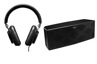 Vertu announces headphones and wireless speaker, that Bang & Olufsen helped to build