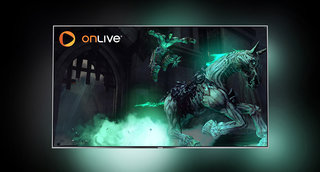 Philips TVs powered by Android to get OnLive cloud gaming service pre-installed