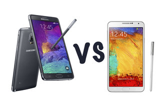 Samsung Galaxy Note 4 vs Galaxy Note 3: What's the difference?