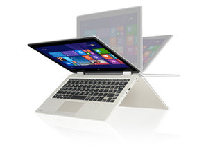 Toshiba Satellite Radius 11 laptop transforms into five modes