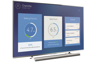 Haier announces modular health tracking TV, buy 1080p today and upgrade to 4K later