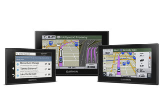 Garmin Nuvi Advanced Series is Foursquare-equipped in sizes up to 7 inches
