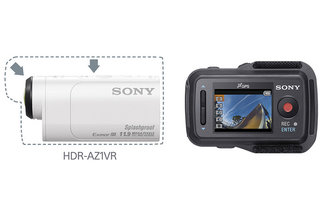 Sony Action Cam Mini crams tough specs into a tiny body