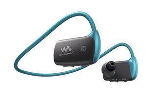 Sony Bluetooth Walkman headset works underwater, has built-in storage and connects to your phone