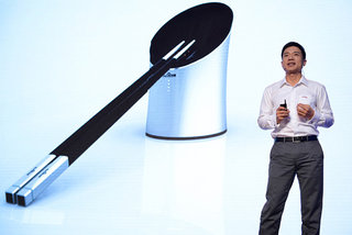 Baidu smart chopsticks can determine whether your food has gone bad