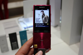Sony NWZ-A15 Walkman is a super-cute portable high-res music player (hands-on)