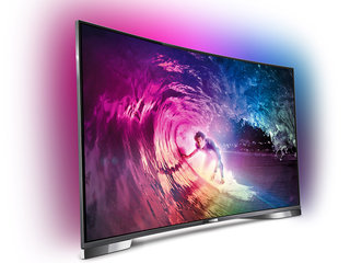 philips joins curved tv revolution with ultra hd 4k set of its own adds ambilight image 2