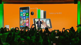Micorosft Lumia 830: Slimmer sleeker 930 with strong focus on photos