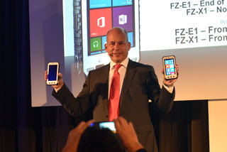 Panasonic unveils new rugged tablets for business: Toughpad FZ-E1 and FZ-X1 cater for Windows and Android markets